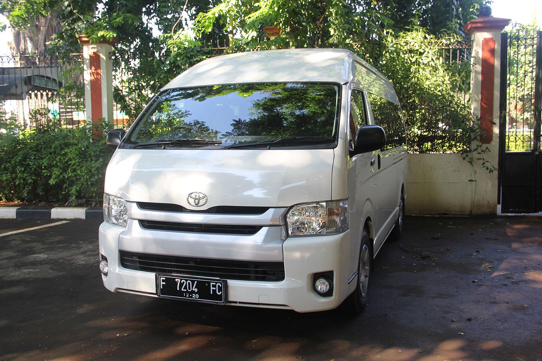 Toyota Rent A Car Jakarta